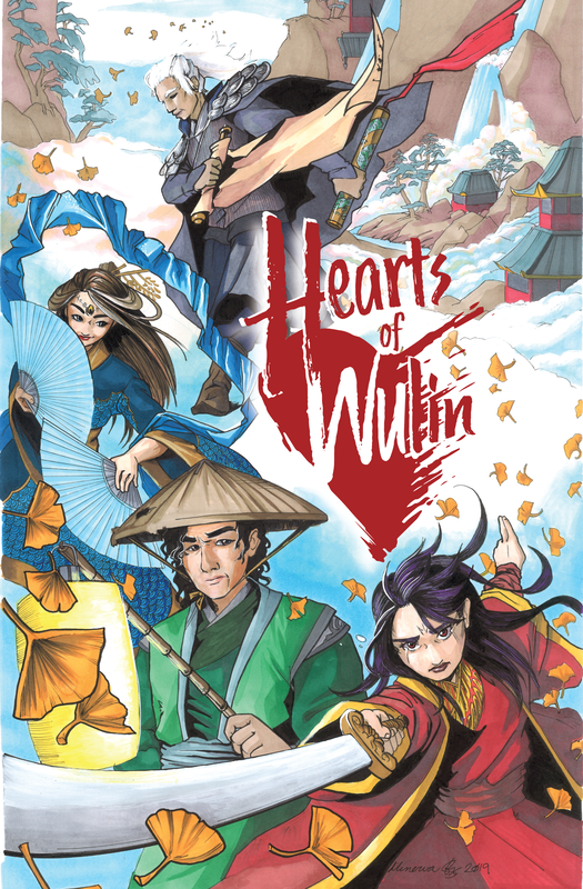 Hearts of Wulin